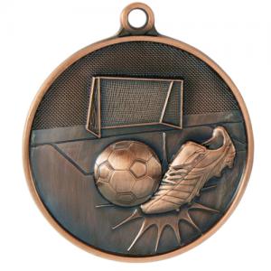 1050-9BR Soccer Medal