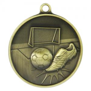 1050-9G Soccer Medal