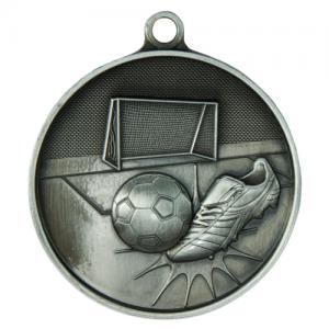 1050-9S Soccer Medal