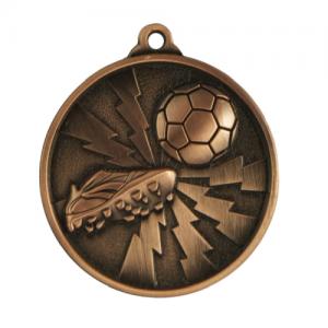 1070-9BR Soccer Medal
