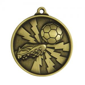 1070-9G Soccer Medal