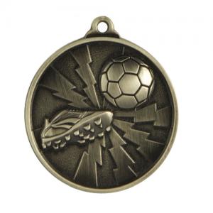 1070-9S Soccer Medal