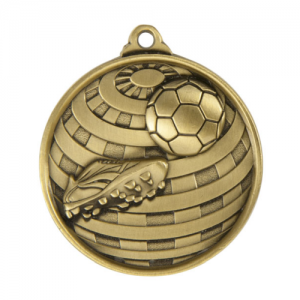 1073-9G Soccer Medal