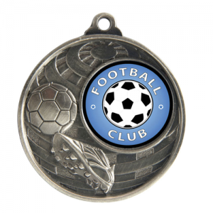 1073C-9S  Soccer Medal