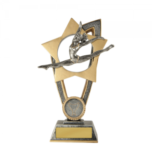 10A-FIN20F Dance Trophy 175mm