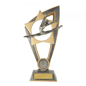 10B-FIN20F Dance Trophy 200mm