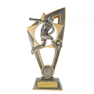 10B-FIN9F Soccer Trophy 200mm