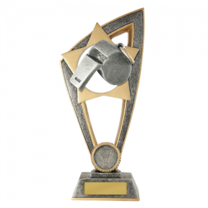 10C-FIN0W Soccer Trophy 230mm