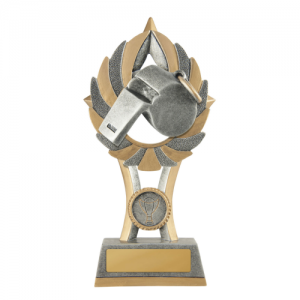 11A-FIN0W Soccer Trophy 175mm