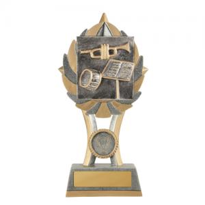 11A-FIN45G Dance Trophy 175mm