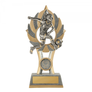 11A-FIN9F Soccer Trophy 175mm