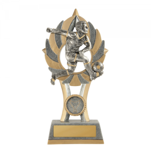 11A-FIN9M Soccer Trophy 175mm