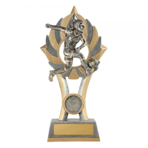11B-FIN9F Soccer Trophy 200mm