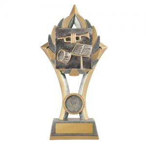 11C-FIN45G Dance Trophy 230mm