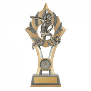 11C-FIN9F Soccer Trophy 230mm