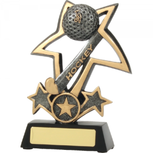 12444L Hockey Trophy 155mm