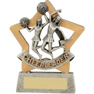 12908 Cheer Trophy 130mm
