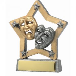 12994 Dance Trophy 130mm