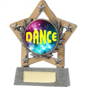 12999 Dance Trophy 130mm