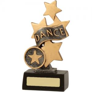 13019A Dance Trophy 125mm