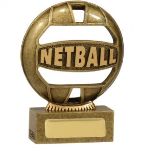 13937AA Netball 110mm