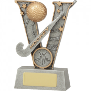 21444AA Hockey Trophy 130mm