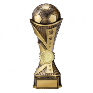 222-9BRC Soccer Trophy 200mm
