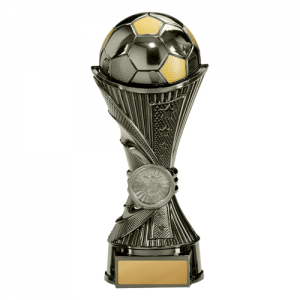 222-9GMB Soccer Trophy 180mm
