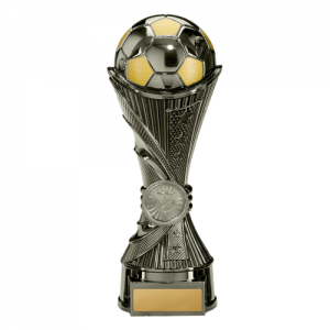 222-9GMD Soccer Trophy 220mm