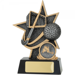 25144A Hockey Trophy 130mm