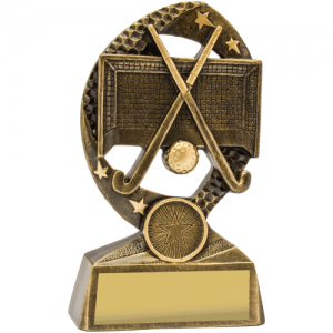 30044C Hockey Trophy 155mm