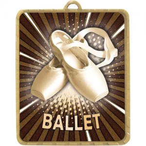 LM323G Dance Medal