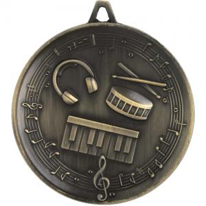 M9321 Music Medal