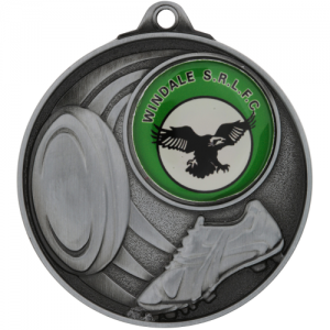 MC913S Rugby Medal