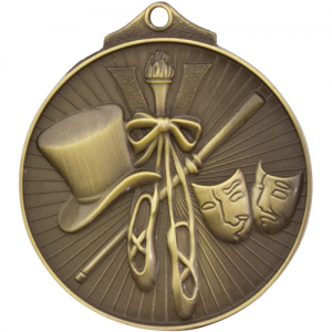 MD932G Dance Medal