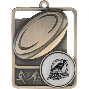 MR813G Rugby Medal
