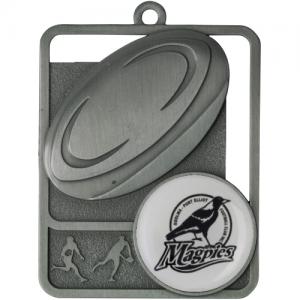 MR813S Rugby Medal