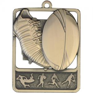 MR913G Rugby Medal