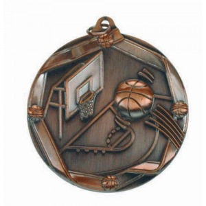 MS603B Medal 60mm