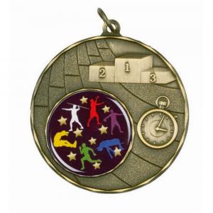 MSS5016AG Medal 50mm
