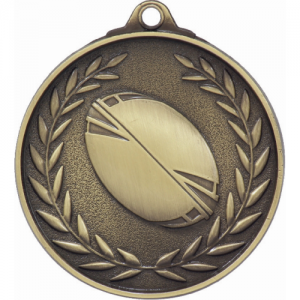 MX813G Rugby Medal