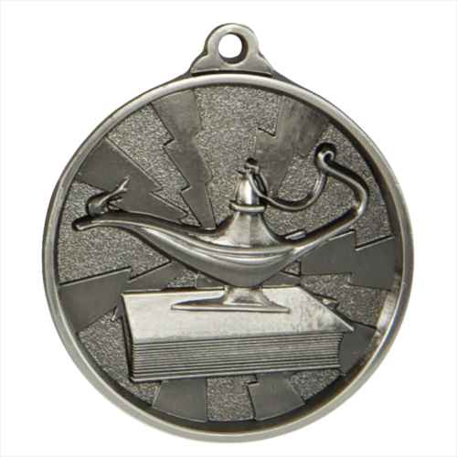 1070-KNOW-S Academic Medal 50mm