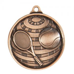 1073-12BR Tenns Medal 50mm