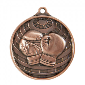 1073-32BR Martial Arts Medal 50mm