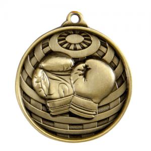 1073-32G Martial Arts Medal 50mm