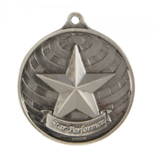 1073-37S Achievement Medal 50mm