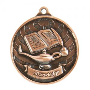 1073-39BR Academic Medal 50mm