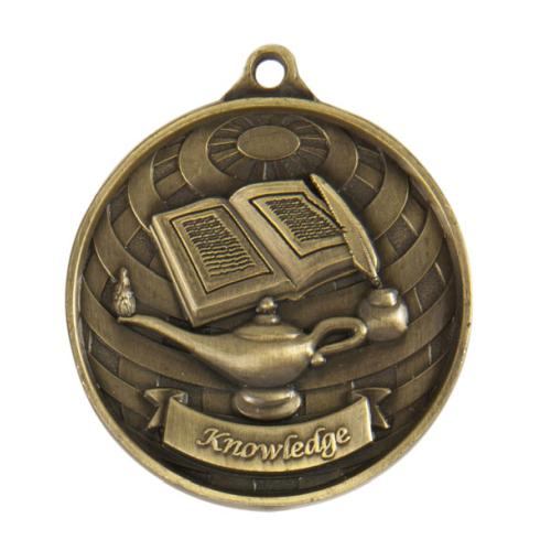 1073-39G Academic Medal 50mm