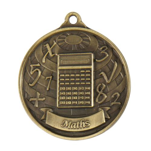 1073-40G Academic Medal 50mm