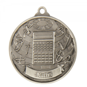 1073-40S Academic Medal 50mm
